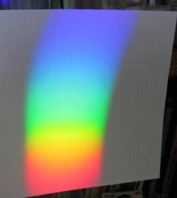 Rainbow bouncer suncatcher 50mm. price reduced