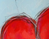 Print - from Heart Painting by artist Christi Dreese-Carter