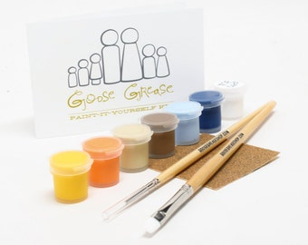 Citrus and Jeans - Paint it Yourself Kit