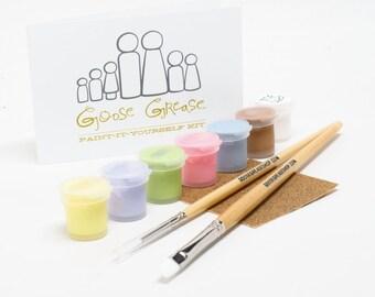 Pastels - Paint it Yourself Kit