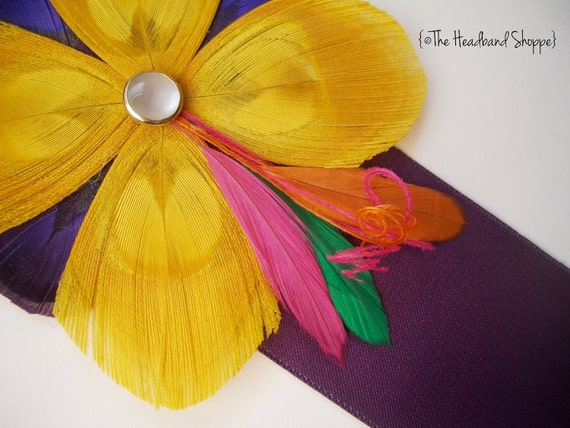 Reserved for Simone - multicolor Tuscany sash
