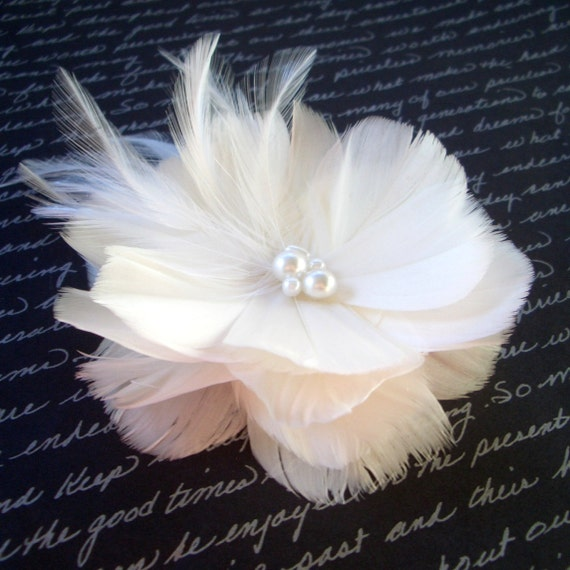 Reserved for Brittany - bridal flower