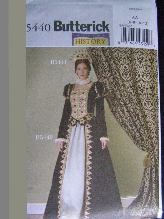 Butterick pattern 5440