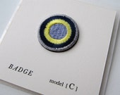 Embroidered Badge Model C