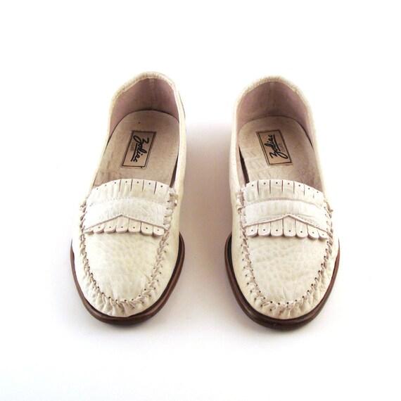 Vintage Mens Zodiac Shoes