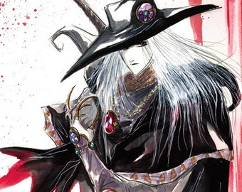 Vampire Hunter D -Print