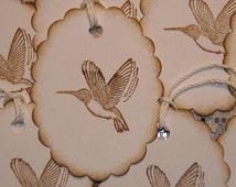 Hummingbird Gift Tags