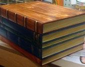 Stack of Books Box