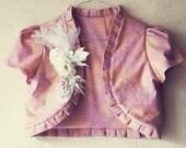 NewYear SALE Marie Antoinette Bolero Jacket