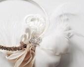 Baroque Angel headband