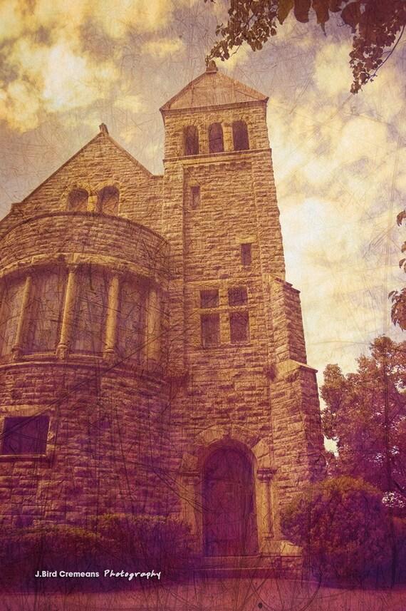 Ye Ole Castle 6x9 photographic print