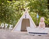 NEW PRICE - Children's A-Frame Tent cover - made to order