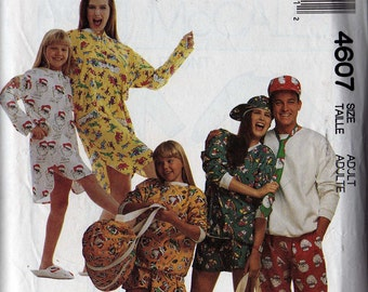 Vintage McCall's Sportswear Sewing Pattern