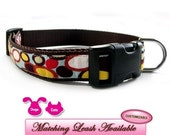 GOODY GOODY GUMDROPS Dog Collar