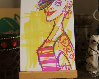 ART CARDS No 39 CMYK Life