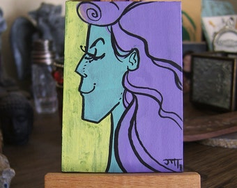 Mini Painting- Pam