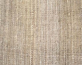 "Handloom/Handspun Nettle, sustainably harvested wild growing weed, 26""W, Nepal TREASURY FEATURED , Beautiful textured fabric, multiple uses"