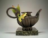 Frog Fluted Tea
