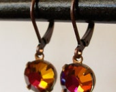 Asti Vintage Look Earrings