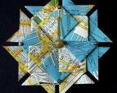 Holiday Gift Under 30 Dollars - NY City Street Map Clock-Small