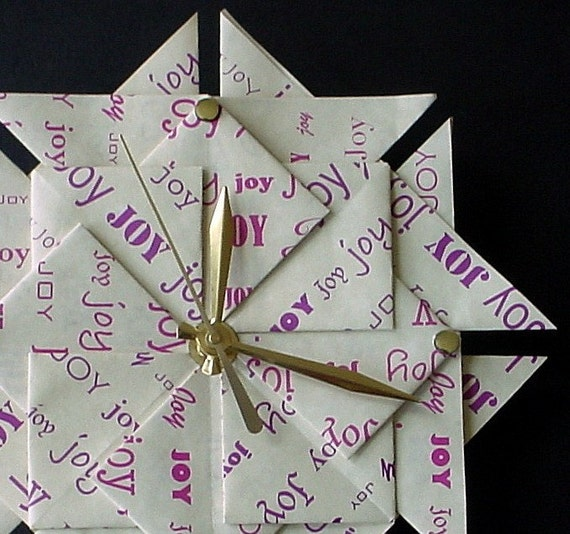 Origami 1st wedding anniversary paper gift joy by giftedpapers for 1st wedding anniversary gift paper
