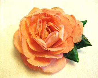 A Vintage Rose is a Rose, Is a Rose Pin by Barneche