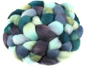 Polwarth Combed Top aka Roving for spinning or felting - Muse