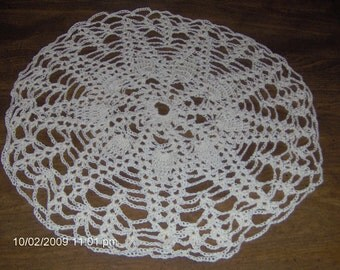 D-0902 Star Gazing Doily