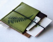 PLEASE DO NOT PURCHASE - RESERVED FOR ROFLiron - 3 Pocket Leather Wallet