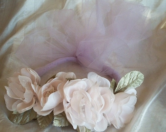 A Midsummer's Night's Dream Bridal or Prom Garland Reduced