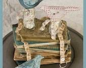 Pattern - Chatelaine Pincushion Sewing Accessory by Liberty Star - Little Bird Pinkeeps