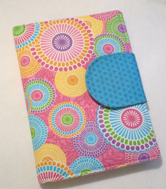 eReader Cover, Kindle Cover, Nook Cover, Kobo Cover, Sony Cover,  Pin Wheels
