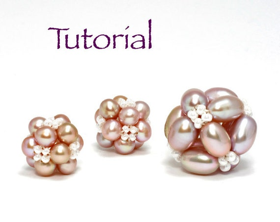 Tutorial - Light Clusters Beaded Beads