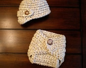 Reserved Listing for cmhallahan - Newborn Diaper Cover- Perfect Photo Prop