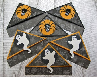Halloween Party Corner Bookmark Trick or Treat Party Pack