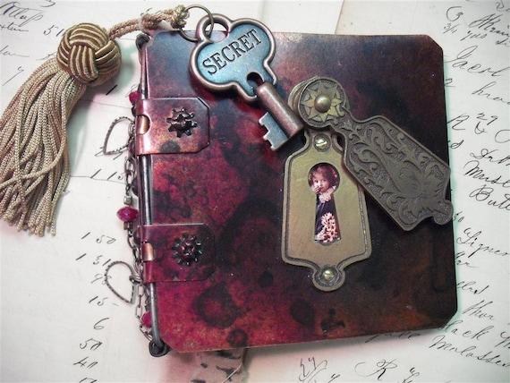 The Secret -   Mini Copper Journal