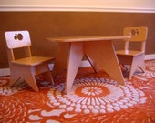 Modern Children's Table - Reserved for Majesticroyalty
