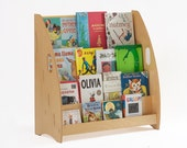 Modern Children's Bookcase and Book Display: LIMITED TIME - FREE Shipping