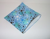 Blue Stars Reusable Snack Bag