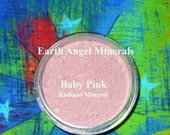 BABY PINK - Radiance Illuminizing Mineral - Soft Pink Radiant Glow - All Over Color - 2g Net wt - Gluten Free - Vegan, Celiac Friendly