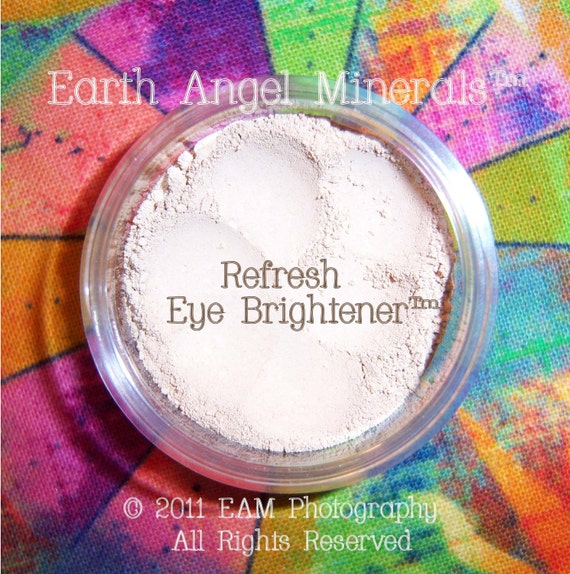 REFRESH Eye Brightener - Multi Tasking Mineral - It's like SLEEP in a Jar - Customer Favorite - My Number 2 Selling item