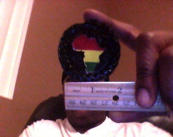 Tamir Rice - Ultra-Tiny RGG Afrika. Other designs possible...just specify upon ordering