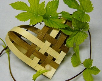Nordic Heart - Hand Woven