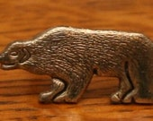 1950s New York Zoo Ring SIMPLE BEAR