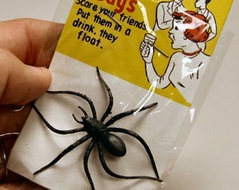 1960s Big Spider Package MIP Old Store Stock