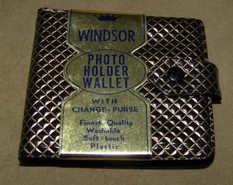 1962 Vintage Mens WINDSOR Wallet in Unused Condition
