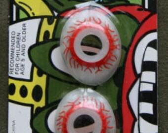 1970s Evil Eyes Glow In The Dark Toy MINT IN PACKAGE