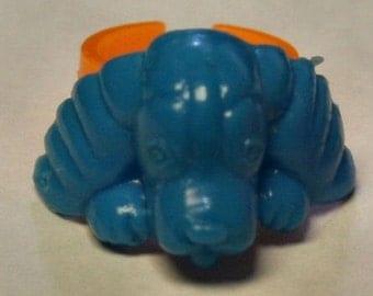 1972 Gum Machine Two-Piece Ring HUSH PUPPY