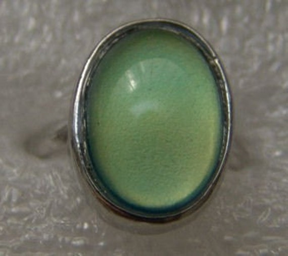 Vintage 1960-70's Fancy Mood Ring 210 PLAIN