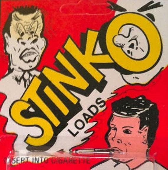 1985 Stinko Loads in Original Package